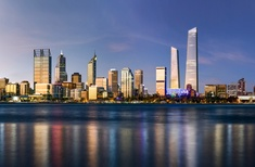 World Trade Centre twin-towers proposed for Perth