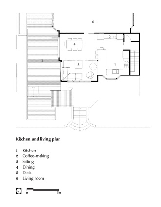Kitchen plan.