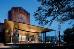 Gold sanctuary: Bishop Selwyn Chapel