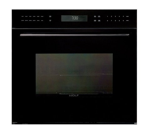Wolf E Series oven.