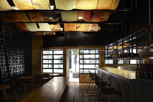 Hassell receives award for melbourne laneway architectureau for Interior design agency melbourne