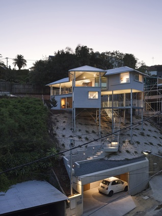 Winner of House of the Year House in Hamilton by Phorm Architecture and Design with Tato Architects.