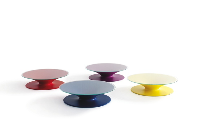 Vortex tables by Claesson Koivisto Rune.
