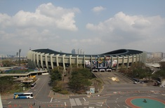 International ideas competition for Korean sports complex