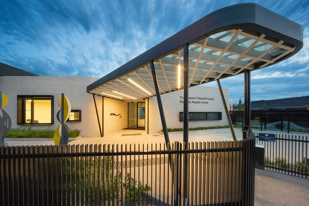 The Coppel and Piekarski Family Disability Respite Centre by Jackson Clements Burrows Architects.