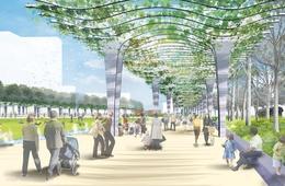 Victoria Square masterplan