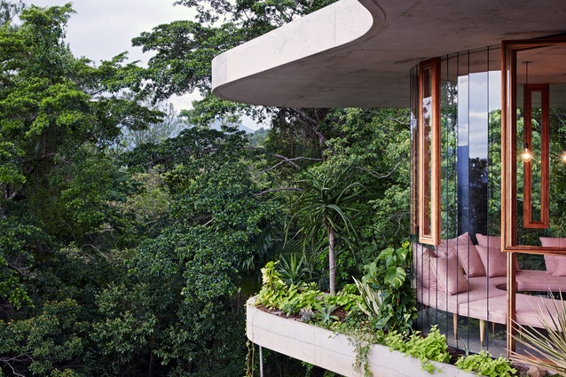 Planchonella House (Qld) by Jesse Bennett Architect Builder.