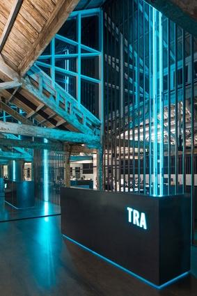 2015 Interior Awards winner: Supreme Award and Workplace (under 1000sqm) — TRA by José Gutierrez Ltd.