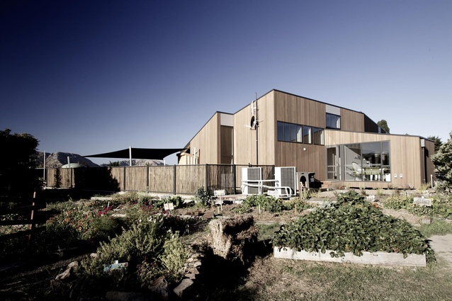 Education Award: Kidsfirst Diamond Harbour by Opus Architecture.