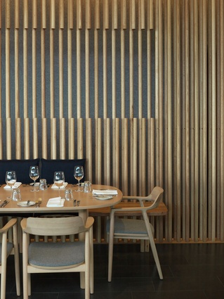 Commercial Interior commendation: Merewether Surfhouse.