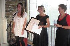 2011 Rodney Beames Memorial Award for Art in Landscape Architecture