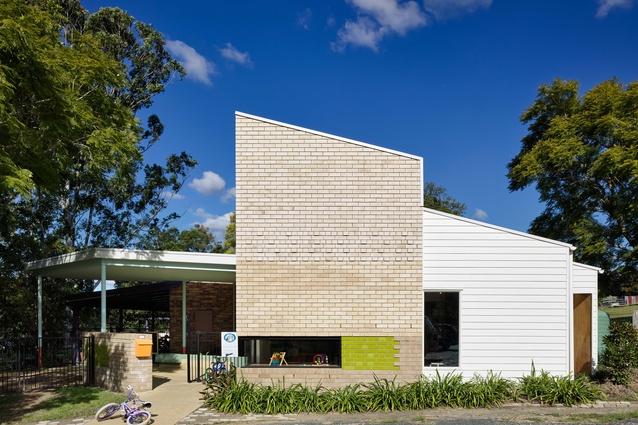 Dayboro Kindergarten by Reddog Architects.