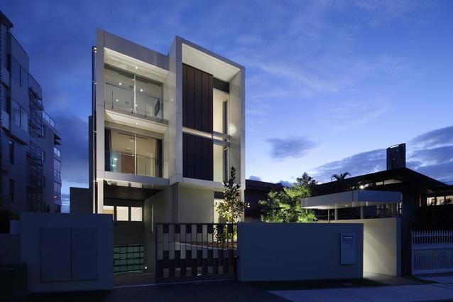 New Farm Studio by Bligh Graham Architects.
