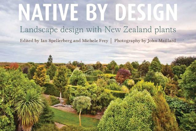 Summer reading books from landscape architecture nz for Garden design queenstown
