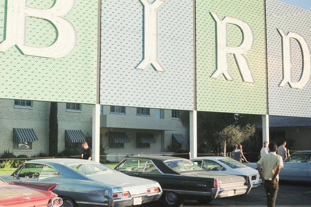 Thunderbird Hotel and Casino, Las Vegas, 1968.