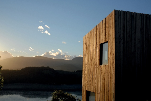The Warrandar Studio by Makers of Architecture.