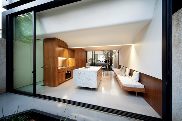 Skylight House By Sydney Firm Chenchow Little