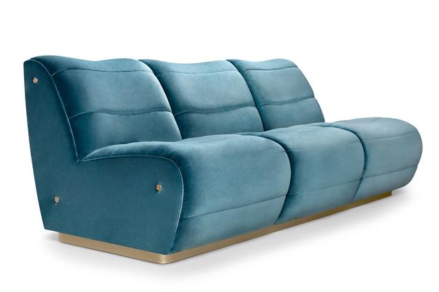 Newman sofa by Munna.
