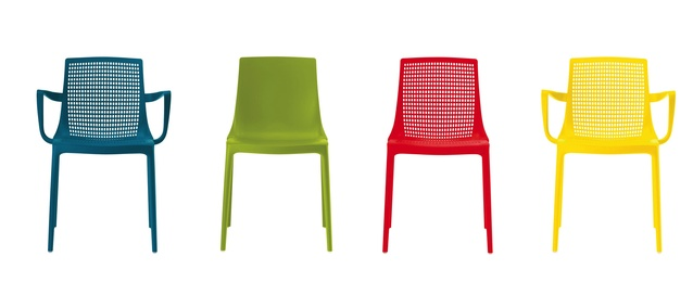 Brunner Twin chairs.