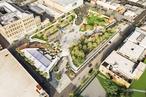 Lyons and Aspect Studios to transform Melbourne carpark into public park