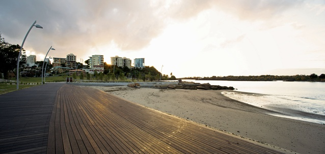 Jack Evans Boat Harbour in Tweed Heads, New South Wales.