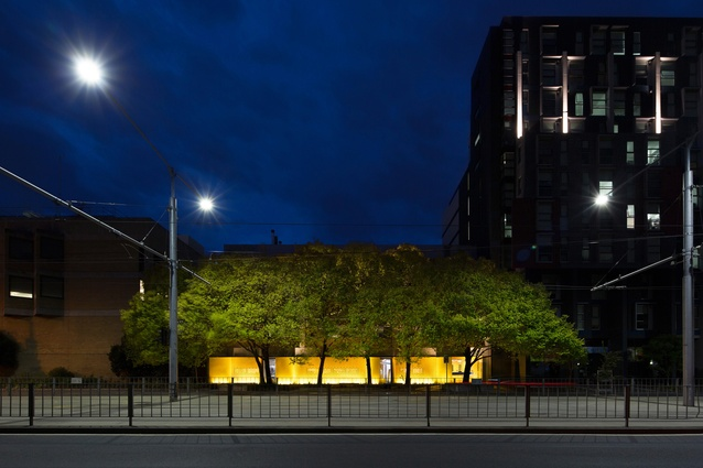 The Grimwade Centre for Cultural Materials Conservation - The University of Melbourne by Jackson Clements Burrows Architects.