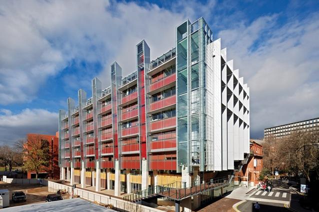 The university of adelaide innova21 architectureau for Architecture adelaide uni