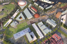 Michael Wright and Cassandra Chilton on MONA's vision for Macquarie Point