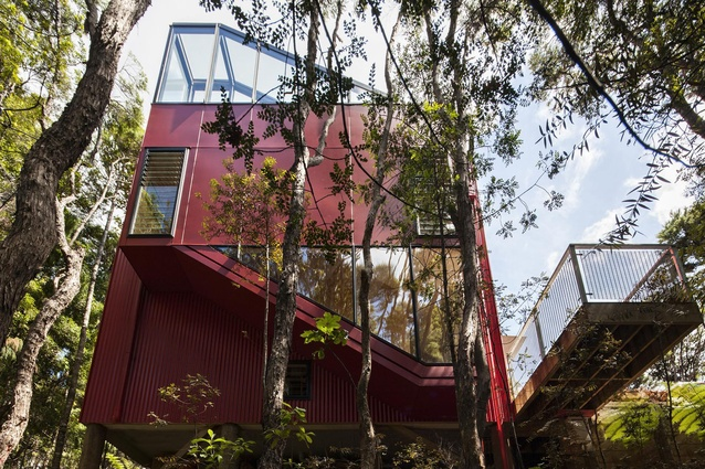 Housing Award: Red House by Crosson Clarke Carnachan Architects.
