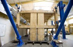 Seismic design: engineering wood