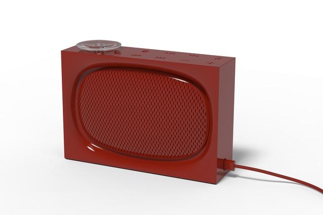Ona radio and bluetooth speaker for Lexon.