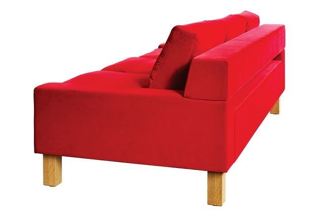 CIA sofa from Pierre and Charlotte.
