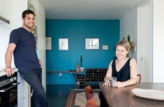 Inside story: Rebecca Smidt and Dariush Lolaiy