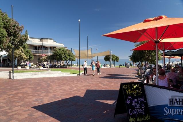 Henley square sa urban design competition architectureau for Urban design adelaide