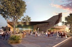Cox Rayner resurrects fire-razed outback Waltzing Matilda Centre