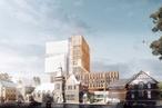 High-rise school for inner-city Sydney