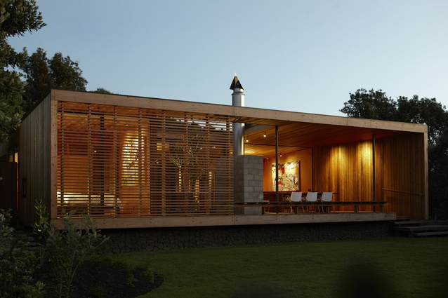Housing winner: Bethells Bach by Herbst Architects.
