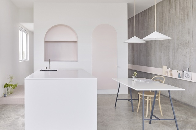 Footscray Apartment by Board Grove Architects