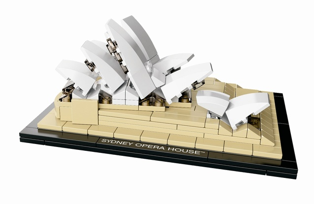 2. Lego Architecture Landmark Series. This play series will let Dad recreate real architectural landmarks like the Sydney Opera House using bespoke LEGO bricks. shop.lego.com