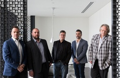 DKO open Christchurch office in historic Bonnington House