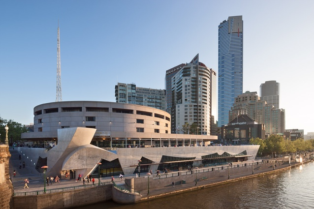 Lachlan Macquarie Award for Heritage Architecture: Hamer Hall by ARM Architecture.