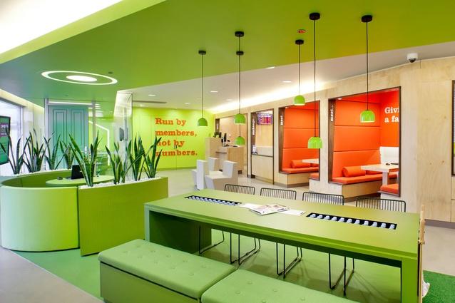 Dulux Finalists Commercial Interior 2 Architectureau