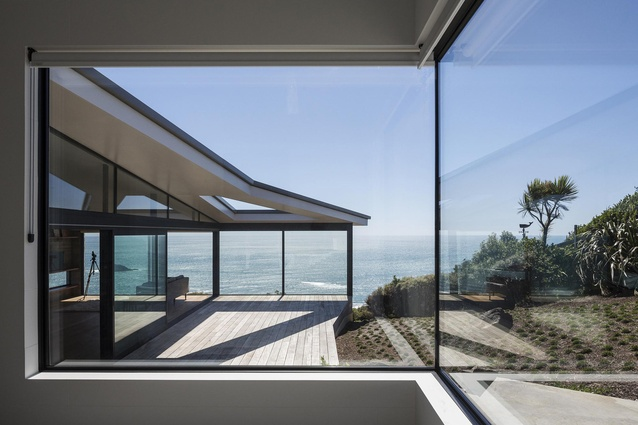 Housing Award: Muriwai House by Godward Guthrie Architecture.