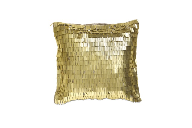 This Gold cushion from BoConcept 30cm x 30cm.