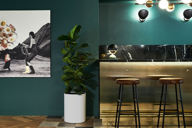 WeWork Martin Place by TomMarkHenry in collaboration with WeWork.