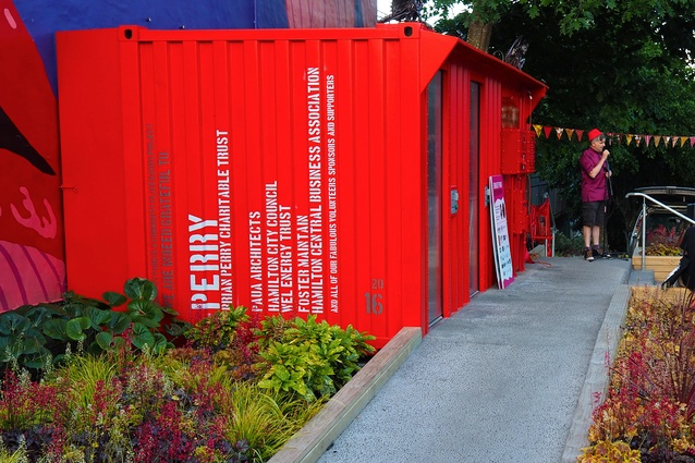 Planning & Urban Design winner: Embassy Park, Hamilton by PAUA Architects.