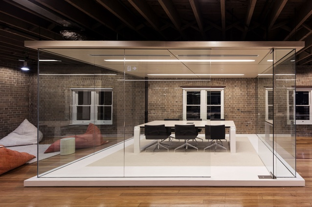 2014 Australian Interior Design Awards Workplace Design
