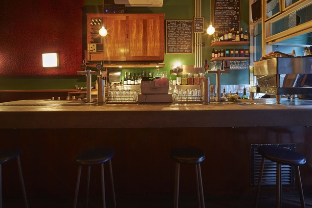 Meyers Place by Six Degrees Architects is widely credited as the first laneway bar in Melbourne.