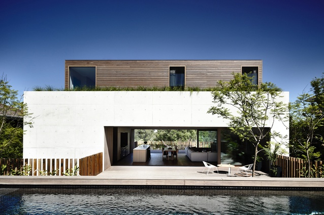 In-situ House by Rob Kennon Architects.