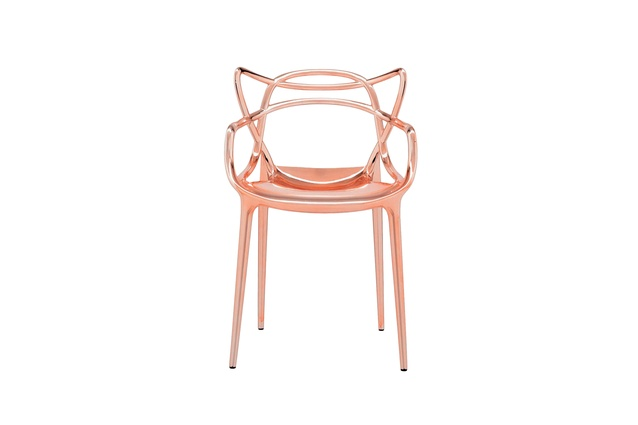 """Masters chair by Philippe Starck for Kartell I <a  href=""""http://www.backhousenz.com/masters-metallic/all/allbrands/allproducts"""" target=""""_blank""""><u>  POA from backhousenz.com </u></a>"""